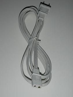 6ft Power Cord for Philips Electric Knife Models KB5228-3