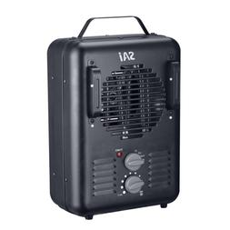 electric fan space heater portable thermostat home