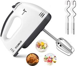 Hand Mixer Electric Portable Kitchen Hand Held Mixer Immersi