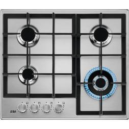 Aeg HGB64420SM - Cooktop - Stainless Steel