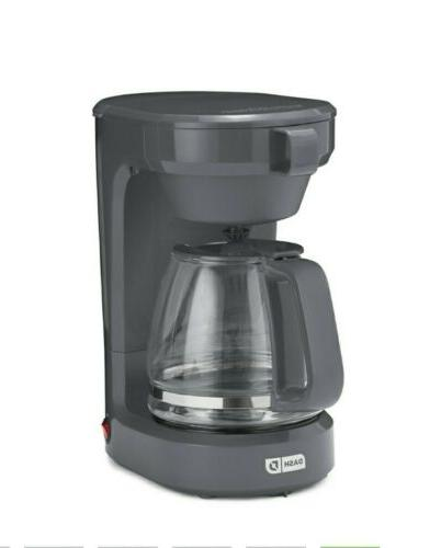 12 cup express coffee maker gray keep