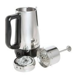 Perk 8-cup Electric Percolator - Stainless Steel