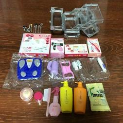 Re Ment Petit Home Appliance House Body Fat Meter Set Of Sma