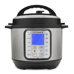 Instant Pot DUO Plus 3 Qt 9-in-1 Multi- Use Programmable Pre
