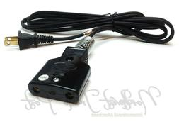 AC Power Cord for Westinghouse Roaster Oven Model RO-91 RD-4