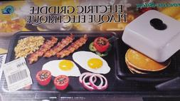 Proctor Silex Electric Breakfast Nook Griddle Frying Pancake