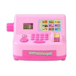 Simulated Supermarket Cash Register Toy Small Home Appliance