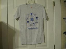 t-shirt gray health ahead at appliance park general electric