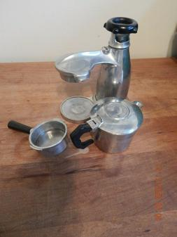 Vintage Vesuviana Brew 415468 Espresso Maker Made In Italy