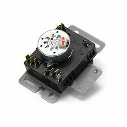 W10857612 OEM WHIRLPOOL Dryer Small Timer - Black NEW